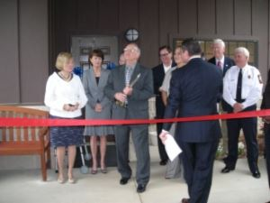 Mayor Thomas Henderson Ribbon Cutting Ceremony
